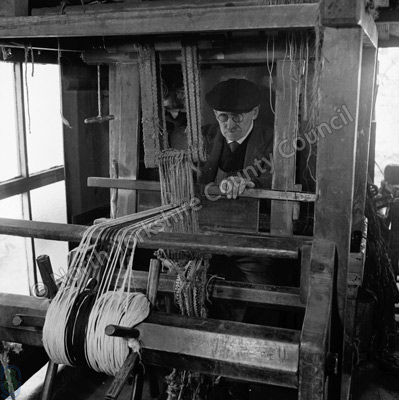 Mr Outhwaite, Ropemaker, Hawes